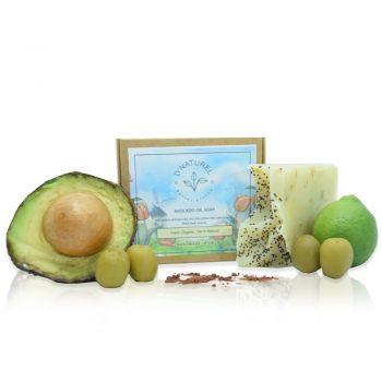 organic avocado oil soap