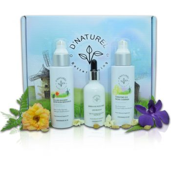 natural skincare and beauty sets