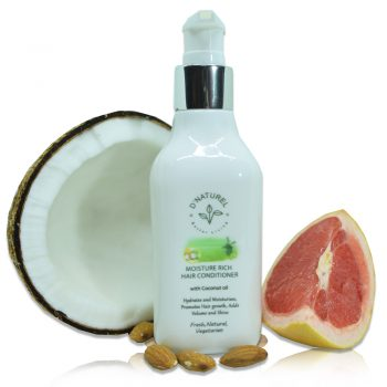 natural moisturising hair conditioner