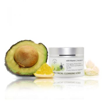 natural face scrub for pigmentation