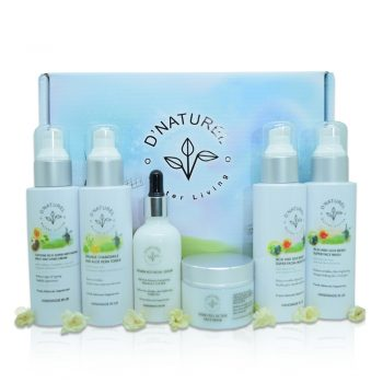 natural anti-ageing set
