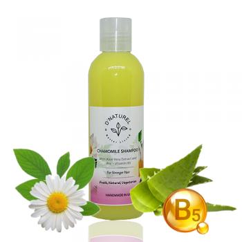 natural chamomile shampoo