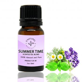 summer time scented oil blend