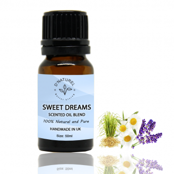 SWEET DREAMS SCENTED OIL BLEND