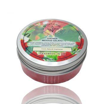 watermelon shower mousse gelato